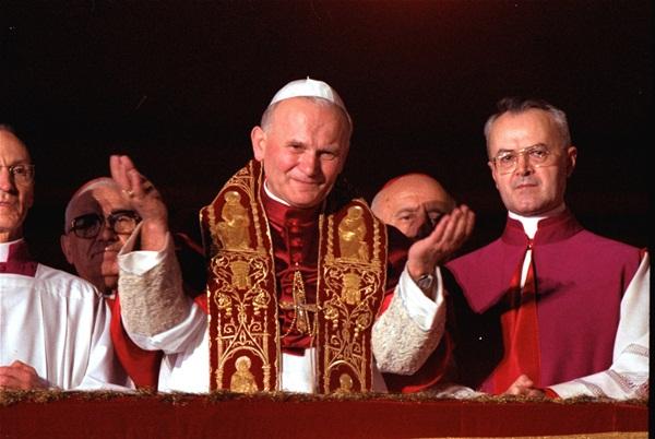 Seligsprechung Papst Johannes Paul II.