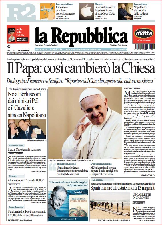 PopeFranciscover